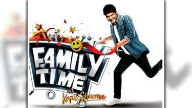 Family Time with Kapil Sharma Teaser Video: The Comedian Promises a Fresh Dose of Comedy in his Brand New Game Show