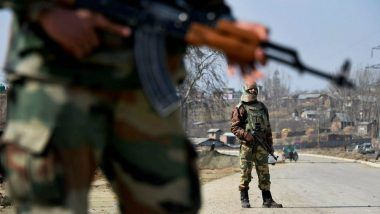 Jammu & Kashmir: Four Militants Killed in Encounter With Security Forces in Shopian