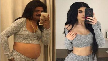 From Kylie Jenner to Justin Beiber, This Indian Man is Recreating Celebrity Pictures on Instagram