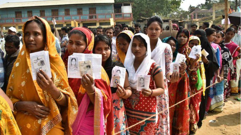 Voting Underway In Madhya Pradesh's Mungaoli, Kolaras Assembly Seats
