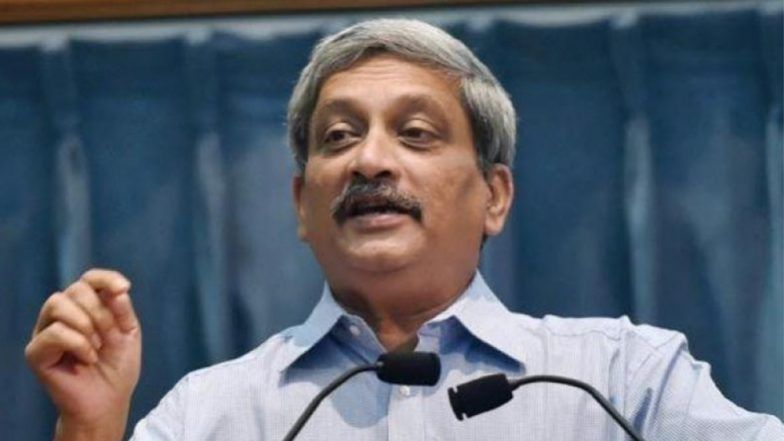 Manohar Parrikar, Ailing Under Ill Health, Greets Goa on Diwali Through Audio Clip