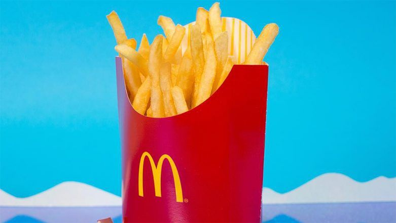 McDonald's French Fries to Cure Hair Loss? Chemical Found ...