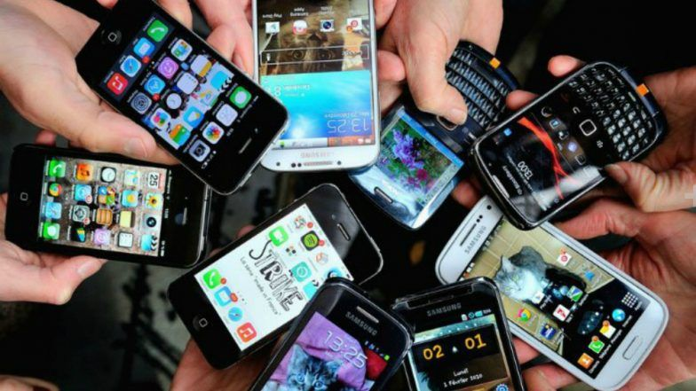 Top Mobile Phone Brands in India: Record 87.9 Million Cellphones Shipped in Q4 2017