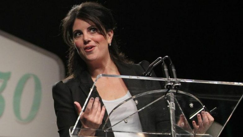 Monica Lewinsky finally met Ken Starr - and things got weird, she says