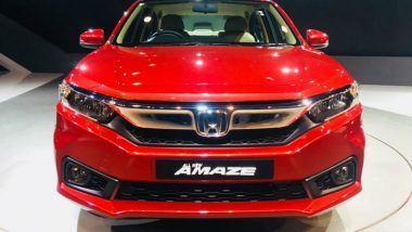 Honda New Amaze, CR-V and Civic Cars Unveiled; to be Launched in 2018-19