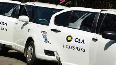 Ola Cabs Gives 500 Vehicles to Transport Doctors and for Coronavirus-Related Activities