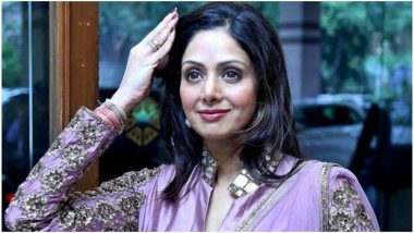 RIP Sridevi! Priyanka Chopra, Sidharth Malhotra, Riteish Deshmukh Mourn The Loss of the Screen Legend - Read Tweets
