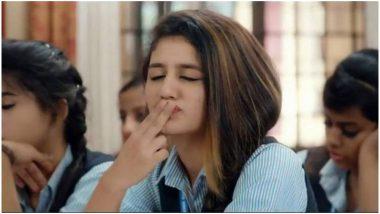 Priya Prakash Varrier's Oru Adaar Love: Police Notice Sent to Director For 'Hurting Religious Sentiments'