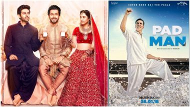 Sonu Ke Titu Ki Sweety Beats Akshay Kumar's PadMan To Become 2018's Second Biggest Opener After Padmaavat