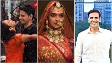 Box Office: How Deepika Padukone's Padmaavat Is Beating Akshay Kumar's PadMan and Sidharth Malhotra's Aiyaary Even In Its Fourth Week