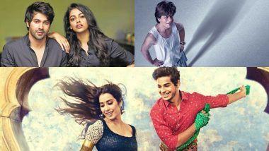 Valentine's Day 2018: Varun Dhawan's October, Shah Rukh Khan's Zero, Janhvi Kapoor's Dhadak - 7 Romantic Movies To Watch Out This Year