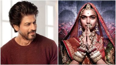 Padmaavat: Shah Rukh Khan Finally Opens Up About Bollywood's Silence On The Controversy And You Have To Hear What He Has To Say