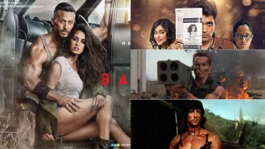 Baaghi 2 Trailer: Kshanam, Rambo, Commando - 5 Movies Tiger Shroff and Disha Patani's Action Thriller Reminded Us Of