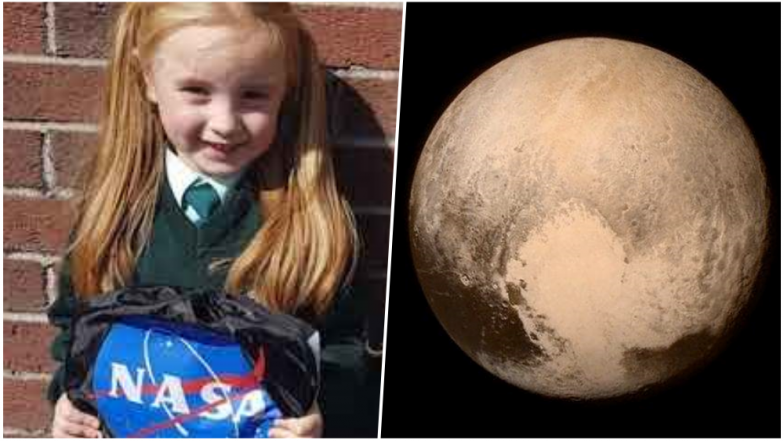 Is Pluto a planet or not? Little Cara wants Pluto To be Re-classified as Planet, Requests NASA