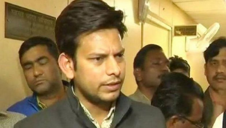 Delhi Chief Secretary Assault Case: Police Detains AAP MLA Prakash Jarwal