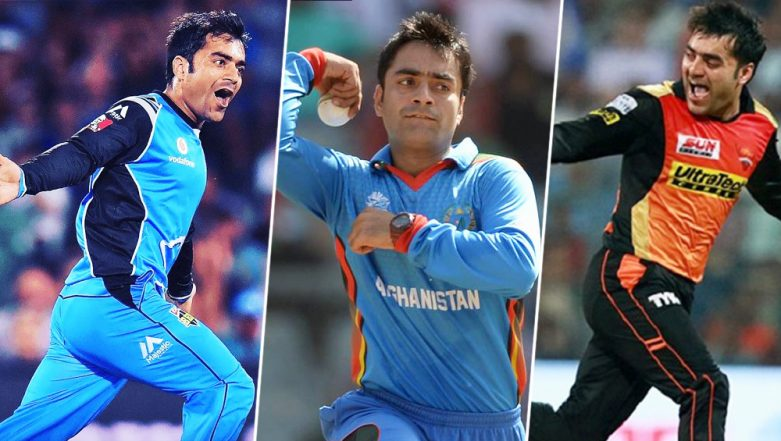 Rashid Khan Becomes Youngest No. 1 ODI Bowler: 19-year-old Leg Spinner Only Teenager To Rank First in ICC Rankings