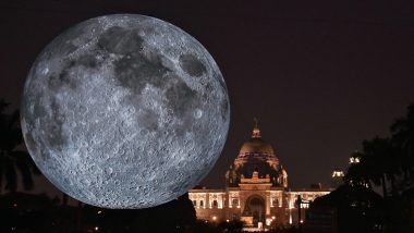 Museum of the Moon: Giant Replica of Moon Unveiled in Kolkata