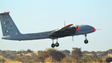 Rustom 2 Drone Successfully Launched By DRDO in its Test Flight