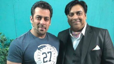 Salman Khan is the First Guest in Ram Kapoor's Show Comedy High School on Discovery JEET