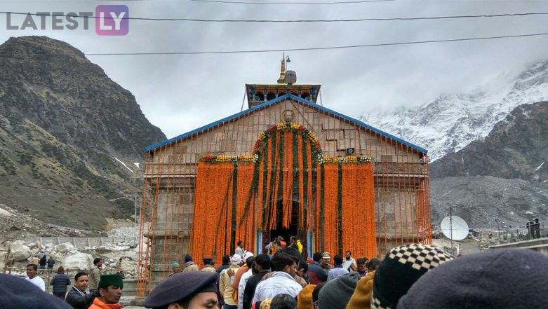 'Char Dham' Project to Connect Kedarnath, Badrinath, Yamunotri And Gangotri: Government Approves Rs 1,384 Cr Silkyara Bend-Barkot Tunnel