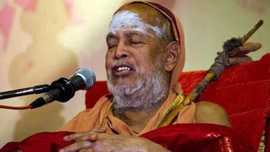 Tamil Nadu: Thousands Pay Homage to Kanchi Shankaracharya Jayendra Saraswathi