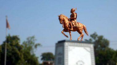 Mumbai's Chhatrapati Shivaji Maharaj Statue To Be Built In Arabian Sea By L&T At A Cost Of Rs. 2,500 Crore
