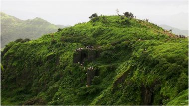 Nude Sunbathing at Sinhagad Fort Gets Pune Man into Trouble