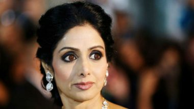 Andheri Bridge to be Named After Sridevi? BJP Leader Tables Proposal During BMC Meet