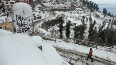 Snowfall in Himachal Pradesh: Schools Closed in Shimla, Kinnaur and Other Areas, Temperature Dips