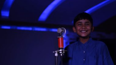 Yathaarth Murthy Is Ready To Set More Records As He Can Sing Over 210 National Anthems