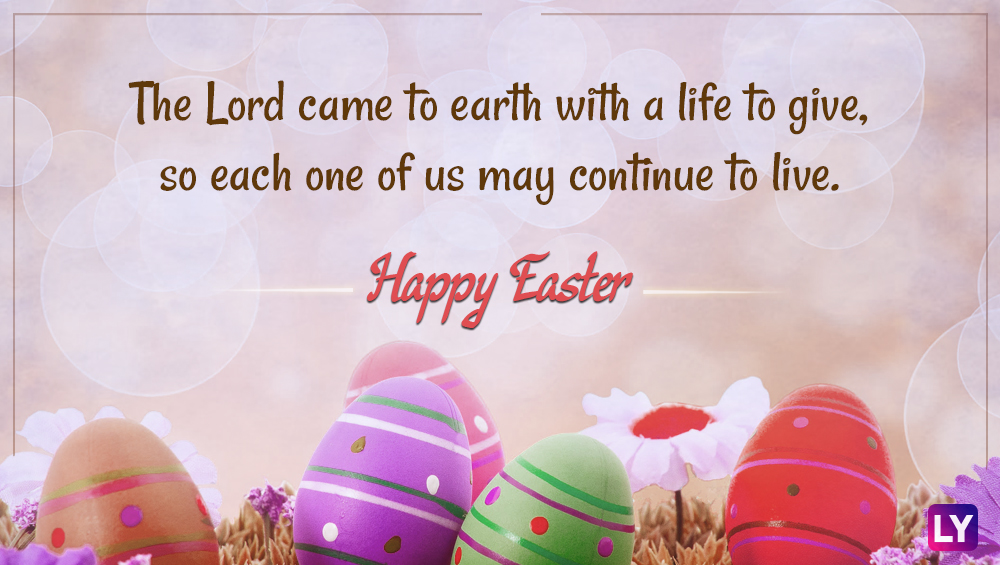 Easter 2018 quotes gif images greetings whatsapp messages easter greetings photo credits file image m4hsunfo