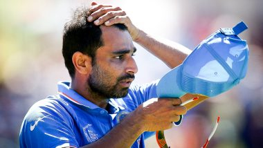 Mohammad Shami Domestic Violation Case: No Action Against Indian Fast Bowler Till We See Charge Sheet, Says BCCI