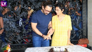 Aamir Khan Celebrates His 53rd Birthday is The Sweetest Photo-album You Will Witness Today!