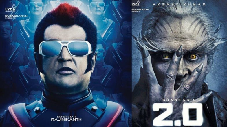 Rajinikanth's '2.0' surfaced on social plateform
