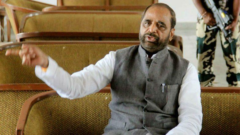 Efforts to Revive Khalistan-Linked Terrorism in Punjab, Says Minister Hansraj Ahir in Lok Sabha