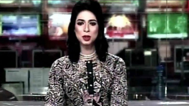 First transgender appointed as news anchor in Pakistan