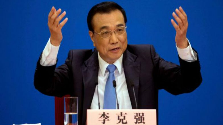 Li Keqiang Re Elected as China's Prime Minister After Xi Jinping's Presidential Appointment For Second Term