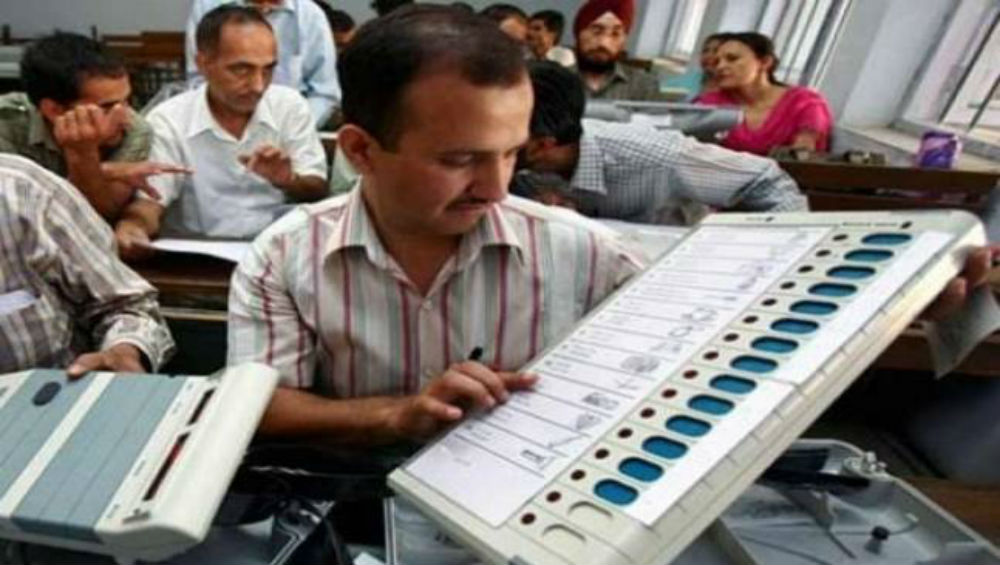 Delhi Assembly Elections 2020 Results: Counting of Votes Begins for 70 Vidhan Sabha Constituencies Amid Tight Security