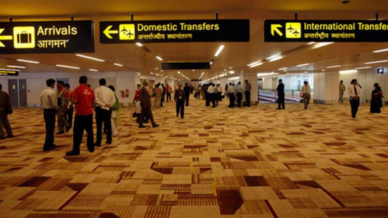 Chaos at Delhi Airport due to delays during baggage check