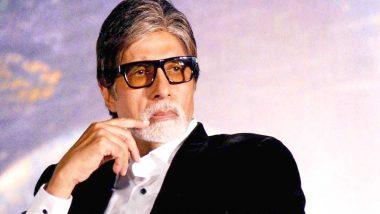 Amitabh Bachchan Health Update: This Is What Big B Tweeted...