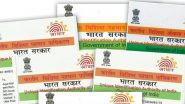 UIDAI Says 'All Forms of Aadhaar Are Equally Valid as Identity Proof', Asks People Not to Pay Heed to Rumours; Know About Letter, eAadhaar, PVC Card And mAadhaar