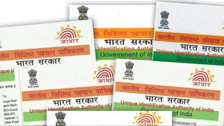 Aadhaar as ID Proof: Bill to Allow Voluntary Identity Proof Tabled in Lok Sabha