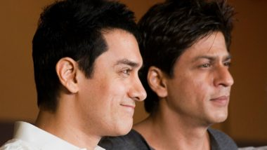 Aamir Khan Reacts To Shah Rukh Khan's Suggestion of Charging Less Fees