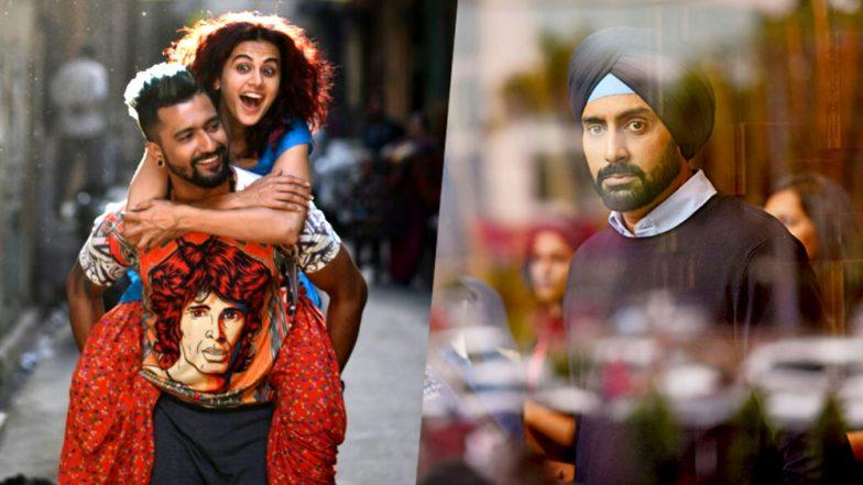 Manmarziyaan releasing on 7th September: Abhishek Bachchan