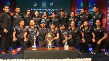 Afghanistan Cricket Team Returns Home After Qualifying for 2019 World Cup, Recieve Heroes Welcome