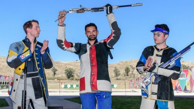 ISSF World Cup 2018: Akhil Sheoran Bags Fourth Gold, India at Top of Shooting World Cup Medal Tally