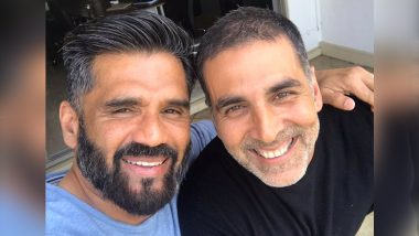 Akshay Kumar Posts A Selfie With Suniel Shetty And Can We Please Have Them Star In A Film Together Again?
