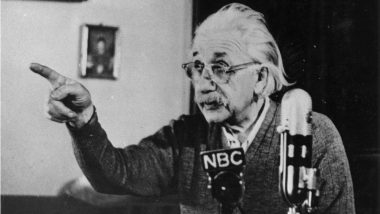 If I Had Foreseen Hiroshima and Nagasaki, I Would Have Torn Up My Formula in 1905 – Albert Einstein