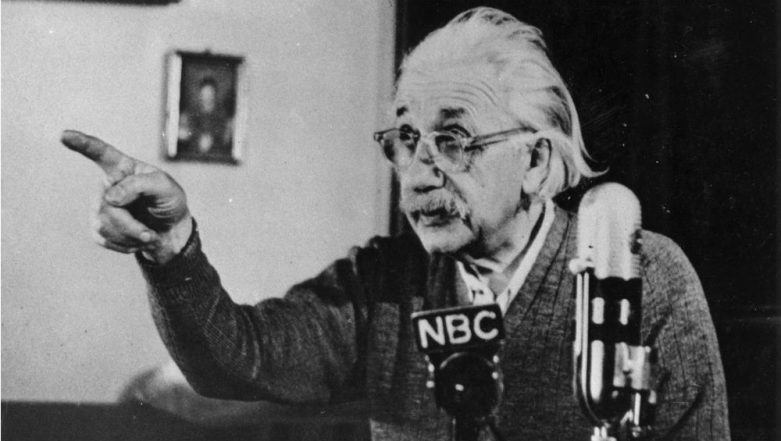 Albert Einstein's Letters on Physics And Appreciation Sold at Jerusalem Auction For USD 100000