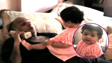 Alia Bhatt's Babble or Papa Mahesh Bhatt's Peculiar Accent: What is Funnier? VIDEO